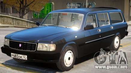 GAZ 31022 R1 para GTA 4