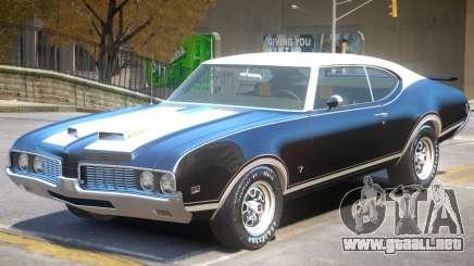 Oldsmobile Cutlass V1 PJ para GTA 4