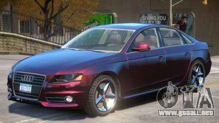 Audi A4 V1 para GTA 4