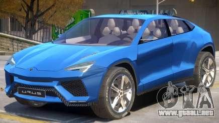 Lamborghini Urus V1 para GTA 4