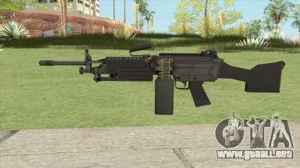 M249 (Insurgency) para GTA San Andreas