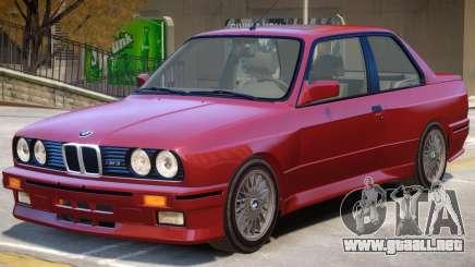 BMW M3 E30 Upd para GTA 4