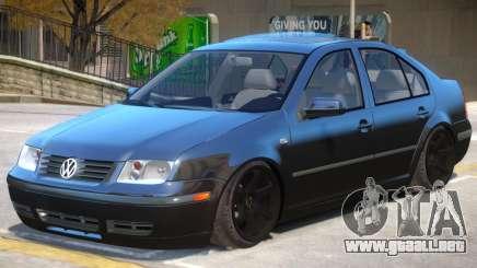Volkswagen Bora V1 para GTA 4