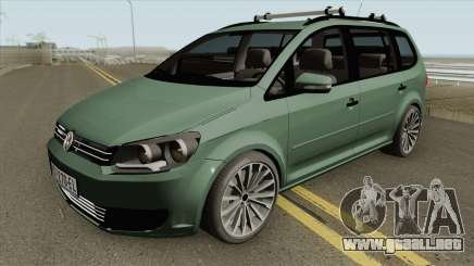 Volkswagen Touran 2011 para GTA San Andreas