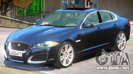Jaguar XF-R V2 para GTA 4