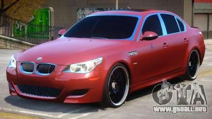 BMW M5 E60 R1 para GTA 4