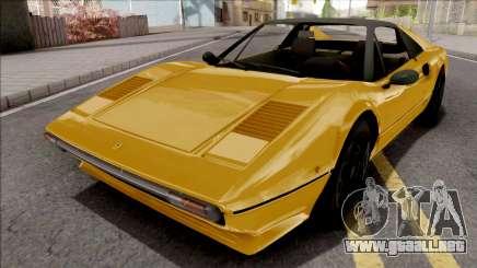 Ferrari 308 GTS 1984 para GTA San Andreas