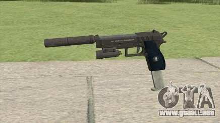 Hawk And Little Pistol GTA V (LSPD) V3 para GTA San Andreas