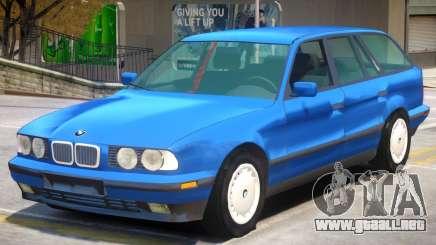 BMW 535 E34 V1 para GTA 4