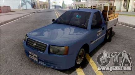 Hyundai Accent Pick Up para GTA San Andreas