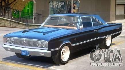 1967 Dodge Coronet para GTA 4