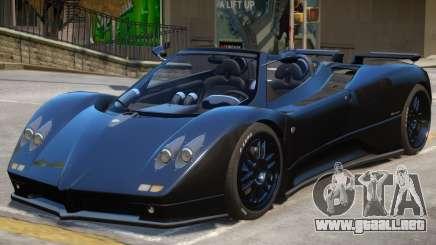 Pagani Zonda S V2 para GTA 4