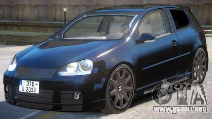 Volkswagen Golf GTI V1 para GTA 4