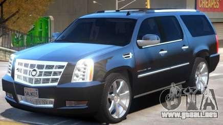 Cadillac Escalade V1 para GTA 4