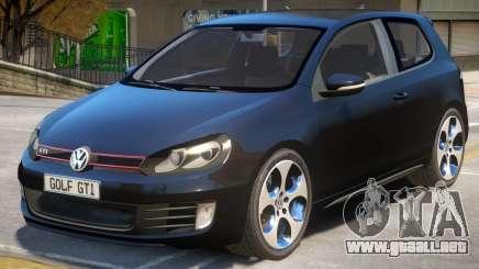 VW Golf GTI V2 para GTA 4