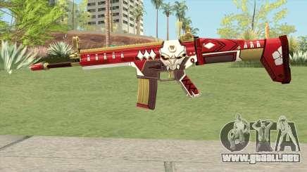 SCAR (Blood Moon) para GTA San Andreas