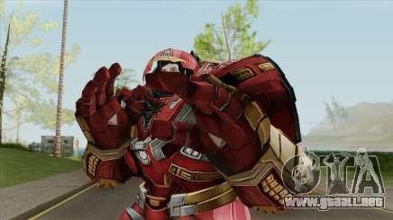 Hulk Buster (Mark Ruffalo) para GTA San Andreas