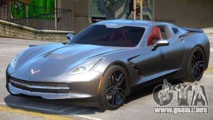 Chevrolet Corvette C7 V2 para GTA 4