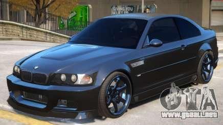 BMW M3 E46 R2 para GTA 4