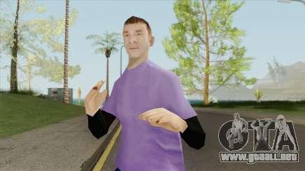 Michael Afton V1 (FNAF) para GTA San Andreas