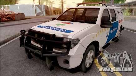 Nissan Frontier Rendorseg para GTA San Andreas