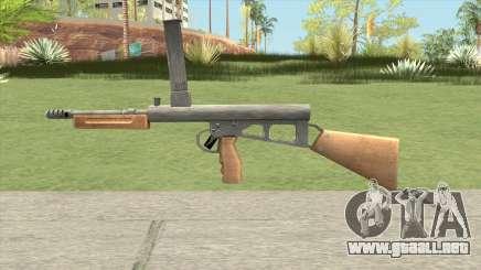 Owen SMG para GTA San Andreas
