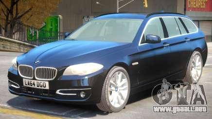 BMW 525 V1.1 para GTA 4
