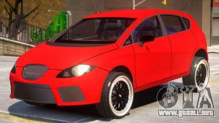 Seat Leon V1 para GTA 4