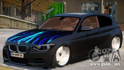 BMW 135i V1 para GTA 4