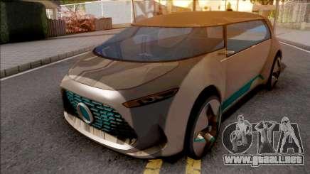 Mercedes-Benz Vision Tokyo Concept 2015 para GTA San Andreas