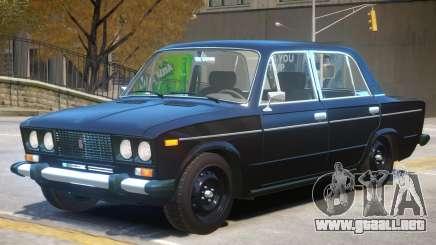 VAZ 2106 V1 para GTA 4