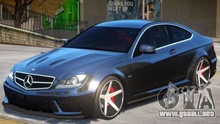 Mercedes Benz CV3 AMG para GTA 4