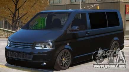 Volkswagen Transporter V1 para GTA 4