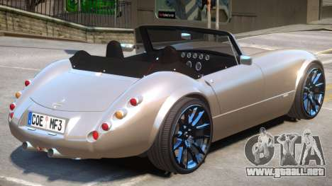 Wiesmann MF3 Roadster R1 para GTA 4