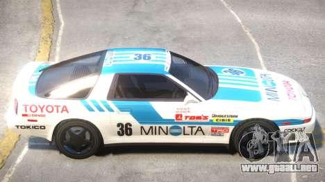 Toyota Supra Turbo PJ1 para GTA 4