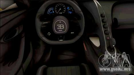 Bugatti Centodieci 2020 para GTA San Andreas