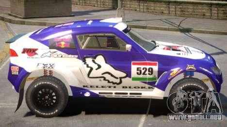 Mitsubishi Montero V1 PJ3 para GTA 4