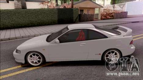 Honda Integra Type R 1995 para GTA San Andreas