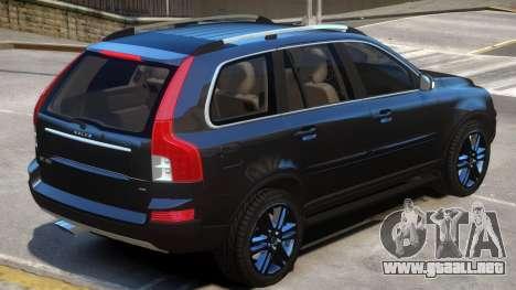 Volvo XC90 V1 para GTA 4