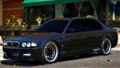 BMW 750i E38 V1 para GTA 4