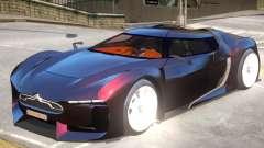 Citroen GT Custom para GTA 4