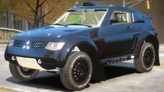 Mitsubishi Montero V1 para GTA 4