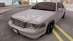 Ford Crown Victoria Civil RHA