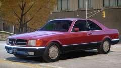 1987 Mercedes W126 R2 para GTA 4