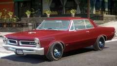 1963 Pontiac GTO para GTA 4
