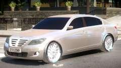 Hyundai Genesis Y08