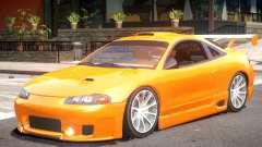 Mitsubishi Eclipse V1.0 para GTA 4