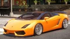 Lamborghini Gallardo SE para GTA 4