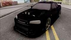 Nissan Skyline GT-R Tuning Bodykit