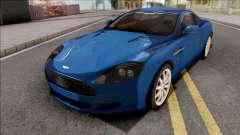 Aston Martin DB9 Full Tunable VehFuncs